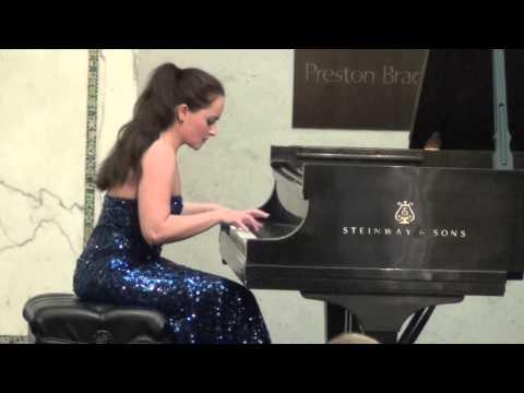 Yana Reznik - excerpts from WFMT broadcast - Myra Hess Memorial Concerts