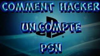Comment Hacker Un Compte PSN ! PS3/PS4 (2018)