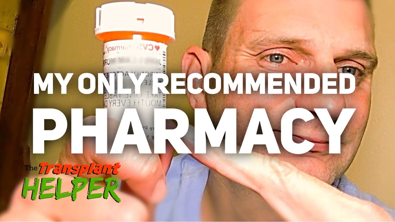 My Only Recommended Pharmacy - YouTube