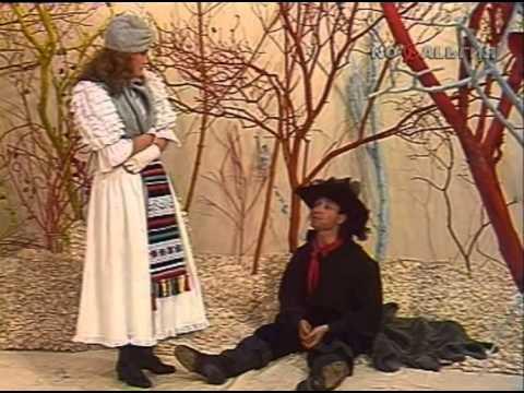 Волк и семеро козлят (Детский телеспектакль-сказка) 1981