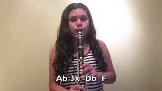 Problem-Ariana Grande (Clarinet TUTORIAL!)