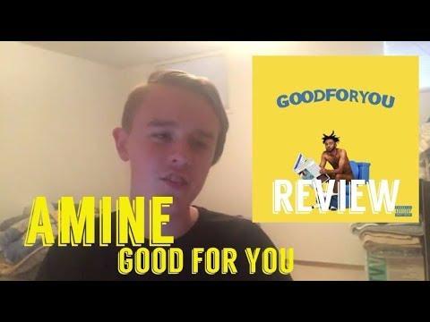 Aminé - Good For You ALBUM REVIEW