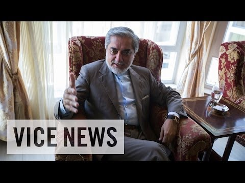 VICE News Interviews Abdullah Abdullah: Elections in Afghanistan (Dispatch 1)