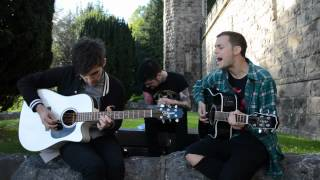 Save Your Breath - Nothing Worth Having Comes Easy Live at Merthyr Rock 2012 (Session)