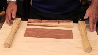 Working with the Pocket Hole Jig - Building a simple table
