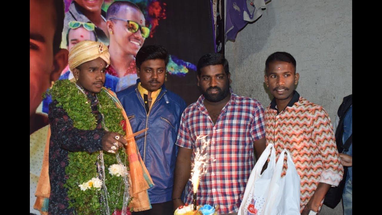koppula Sai Bhai Birthday Celebration 2019   Folk Hyderabad Presents
