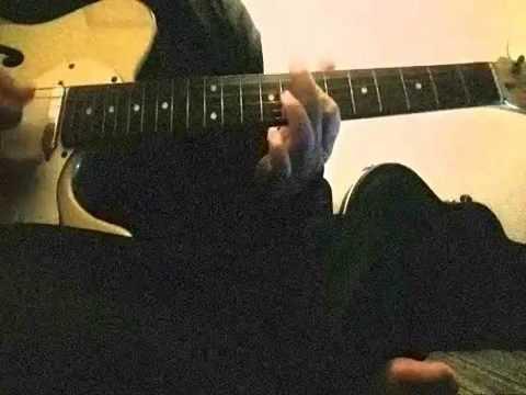 90's Guitar Cover - Pelangi Semu (The Fly, 1997)