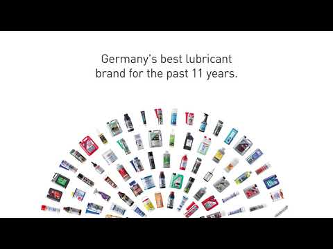 LIQUI MOLY is Number 1 again: For decades, the oil brand Made in Germany!