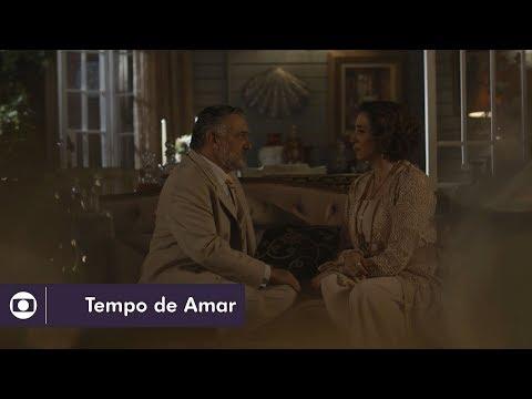 Tempo de Amar: capítulo 138 da novela, quarta, 7 de março, na Globo