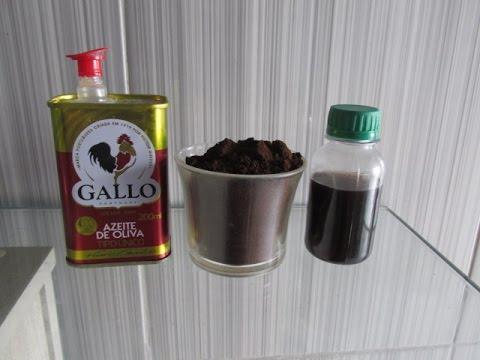Cafe aceite de coco canela