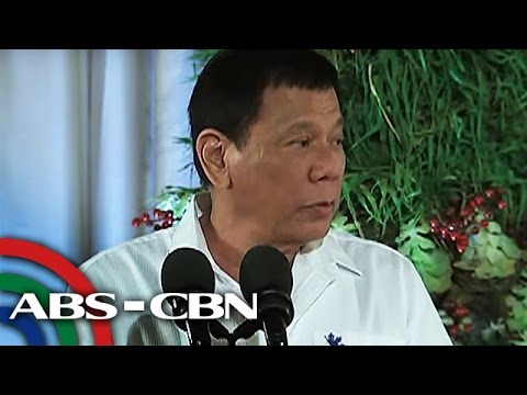 News Now: Duterte warns BSP execs: Resign or be treated as drug addict