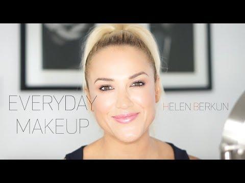 simple everyday makeup tutorial  youtube