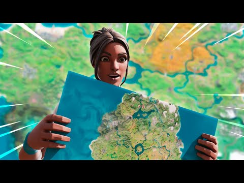 The New TILTED TOWERS Of Fortnite Chapter 2