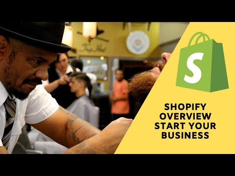 Start Your Business With Shopify - Stop Procrastinating and Take Action
