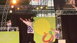 ど真ん中祭り dela  2017/8/26