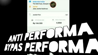 Poin Gojek Turun - Aplikasi Mod Bikin Gacor & Anti Performa Berebut Track Pendek