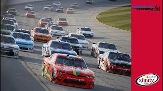 Exhilarating Moments: Allgaier runs away late for hometown win