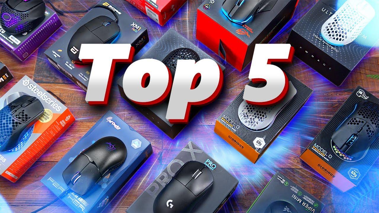 Download Top 5 Gaming Mice of 2020!