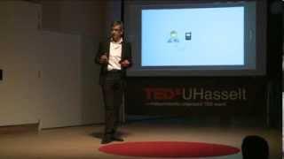 Mobile health -- the future of medicine? Pieter Vandervoort at TEDxUHasseltSalon
