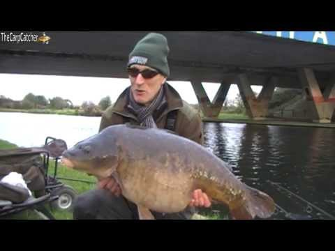 River Cam Carp Quest 2011 Part 14 - Carp Fishing