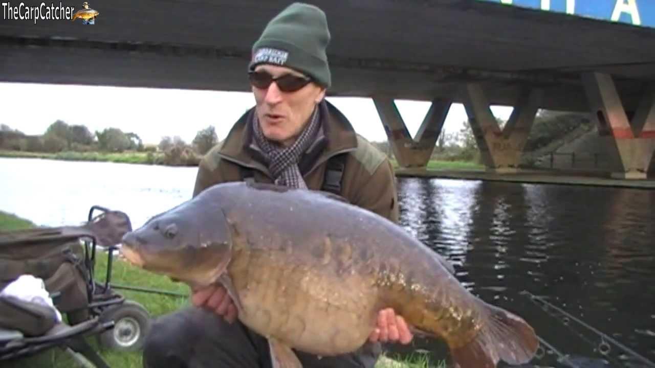 River Cam Carp Quest 2011 Part 14 - Carp Fishing - YouTube
