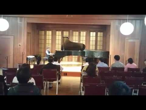 East Bay piano competition, April 22, 2017, 10 yrs