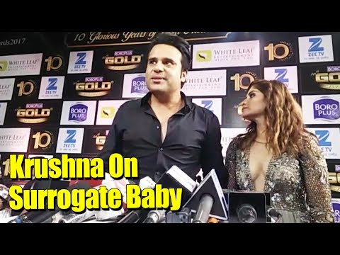 Krushna Abhishek FIRST Interview On Becoming Father To Twins Through Surrogacy