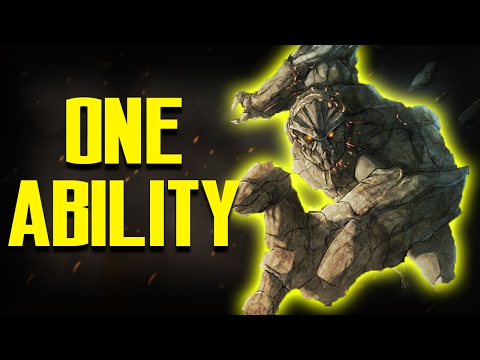 PARAGON ONE ABILITY CHALLENGE - RAMPAGE