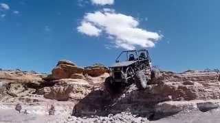 Rock Crawling - White Knuckle, Moab UT