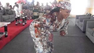 Yoruba women dancing