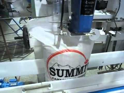 Fully Automatic Bagging Machine Tia Technology Youtube