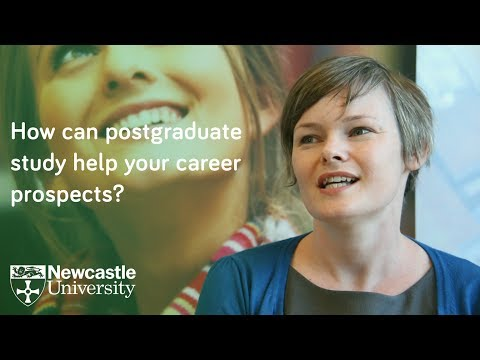 How can postgraduate study help your career prospects? Graduate Career Advice