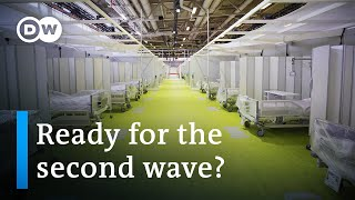 Coronavirus update: European countries scramble to stop second wave   DW News