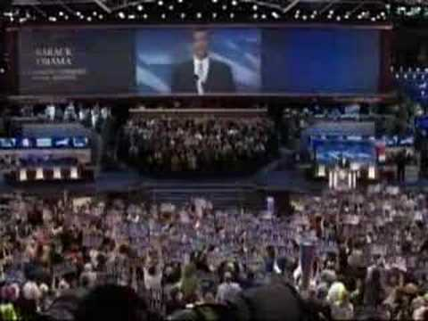 "Senator Barack Obama: ""The Audacity of Hope"" 2/2"