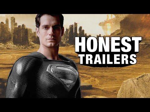 Liga spravedlnosti: Snyderova verze - Upřímné trailery