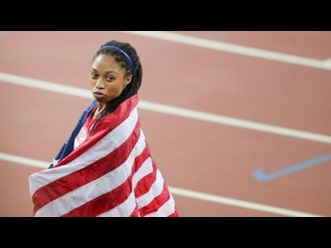 Why Allyson Felix is One to Watch at the Summer Olympics 2016