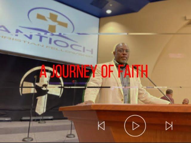 AntiochCorinth | A Journey of Faith. John 4:46-54