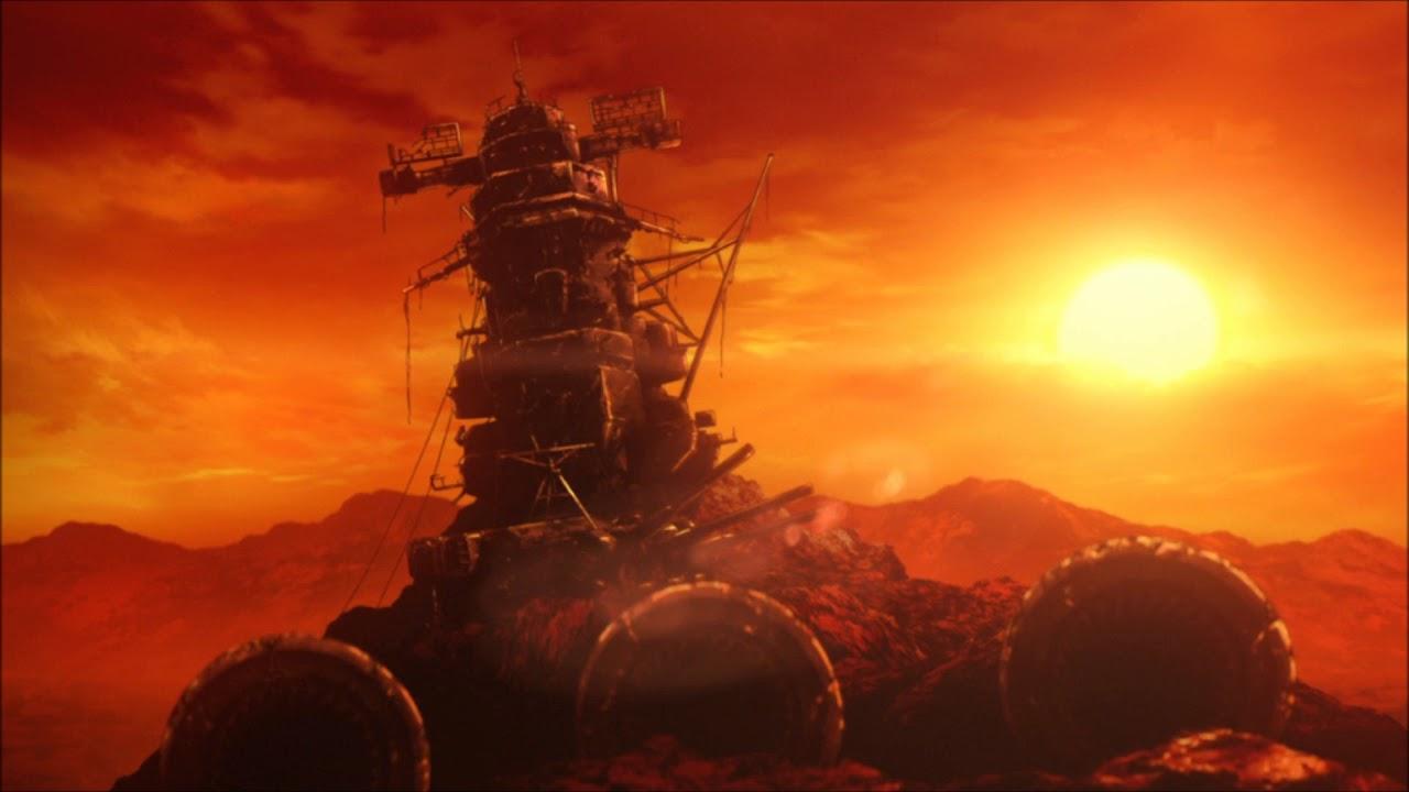 宇宙戦艦ヤマト'83 ささきいさお、川島和子(スキャット)