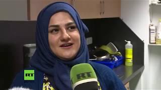 Reportage: Flüchtlinge kochen für Berliner Obdachlose