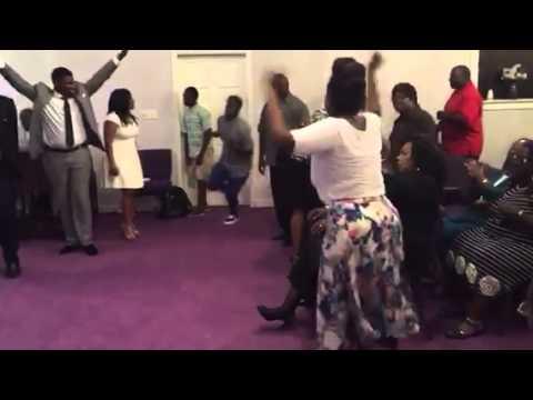 Run On!!!! Apostle Lonnie Ruth Palmer