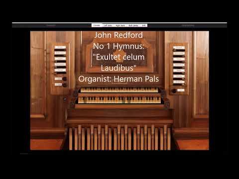 John Redford Two Pieces (Hauptwerk Azzio)