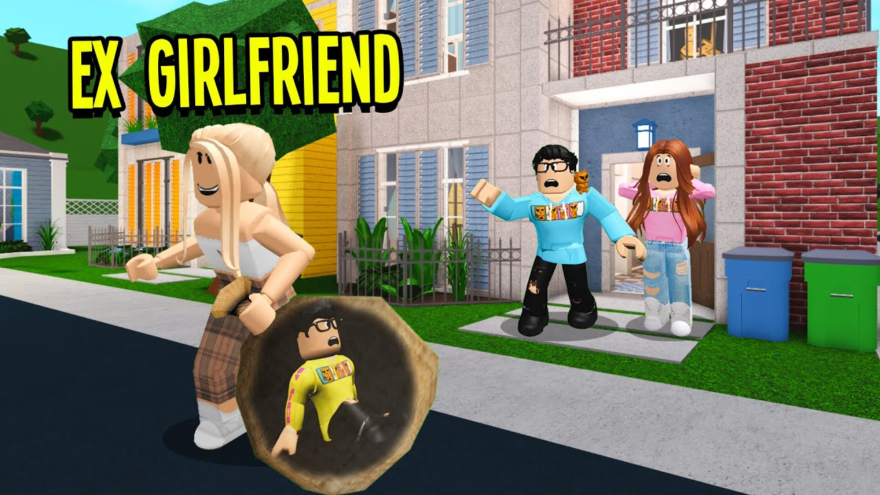 EX GIRLFRIEND Kidnapped Our SON.. I Had To Save Him! (Roblox Bloxburg)