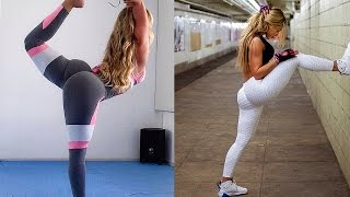 Treino de pernas Gatas fitness Turbinadas Pt 1