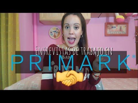 como trabajar en primark