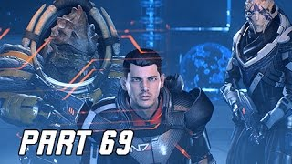 Mass Effect Andromeda Walkthrough Part 69 - MERIDIAN (PC Ultra Let's Play Commentary)