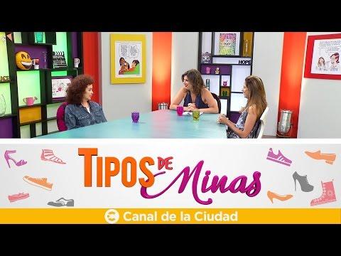 """""""Falladas"""", Laura Novoa y Patricia Palmer en Tipos de minas"""