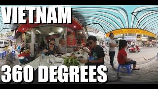 Kyle Le Vietnam in 360 degrees. SAIGON TO HANOI.