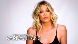 KUWTK   Khloe Kardashian Is Furious at Rob's Behavior   E!