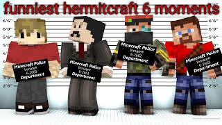 Funniest hermitcraft 6 moments part 1 (community video)