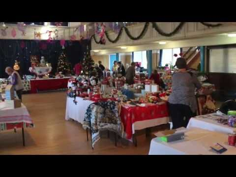 St Cedd's Parish, Goodmayes - Christmas Bazaar 2014